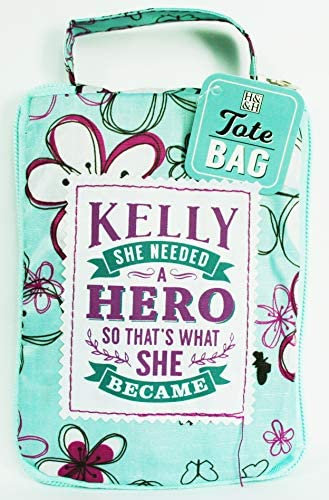 Fab Girl Reusable Tote Bag - Kelly