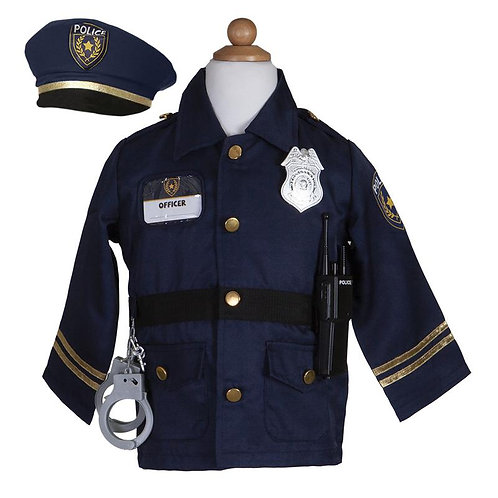 Great Pretenders Police Officer Dress-Up Set