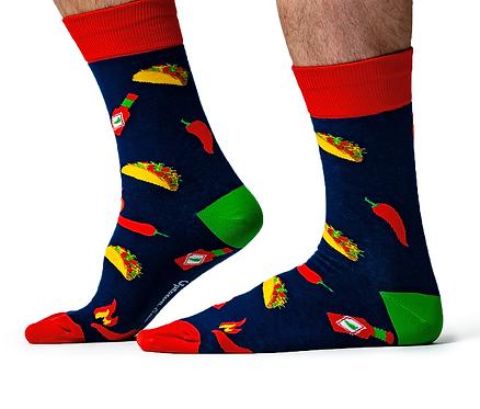 Uptown Sox Muy Caliente Socks