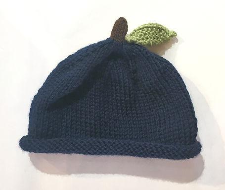 Hand Knit Infant Hats