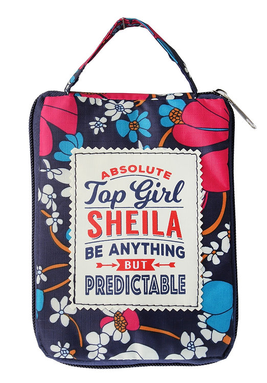 Fab Girl Reusable Tote Bag - Sheila