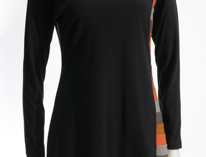 Waterlily Patch Tunic