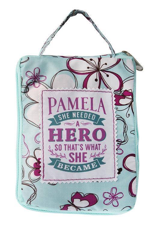 Fab Girl Reusable Tote Bag - Pamela