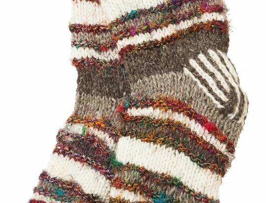 Swool Stripe Socks