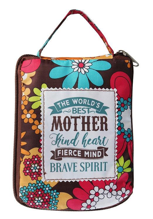Fab Girl Reusable Tote Bag - Mother