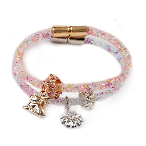 Great Pretenders Magical Mesh Butterfly Bracelet