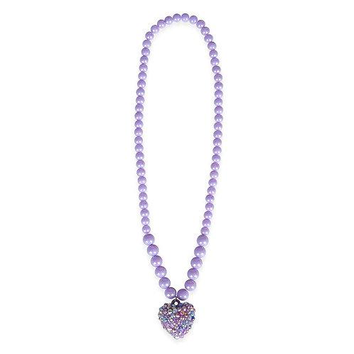 Great Pretenders Rockin' Heart Necklace