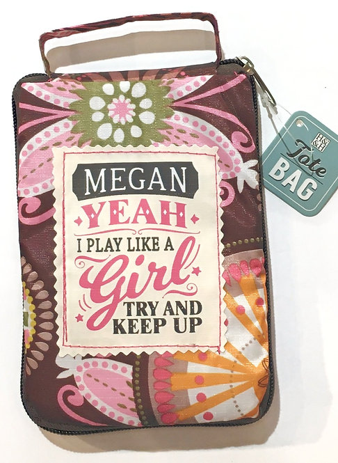 Megan - Reusable Tote Bag