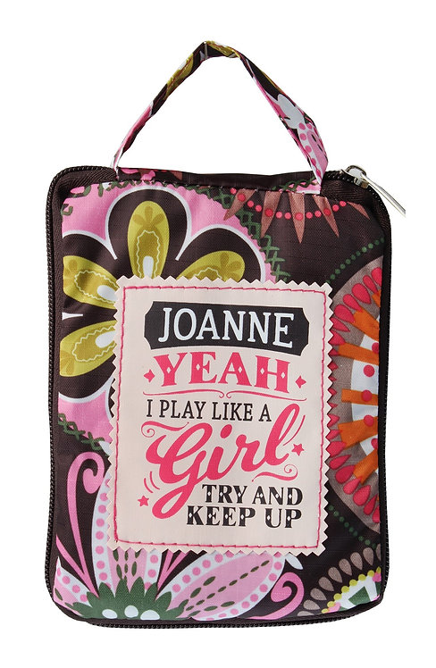 Fab Girl Reusable Tote Bag - Joanne