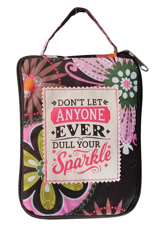 Fab Girl Reusable Tote Bag - Don't Let Anyone