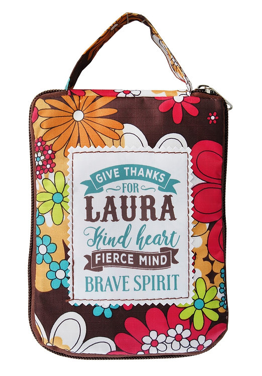 Fab Girl Reusable Tote Bag - Laura