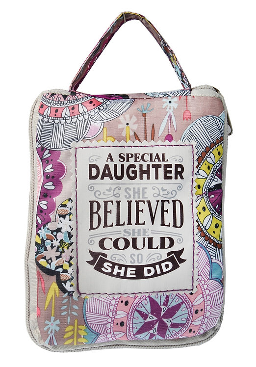 Fab Girl Reusable Tote Bag - Daughter