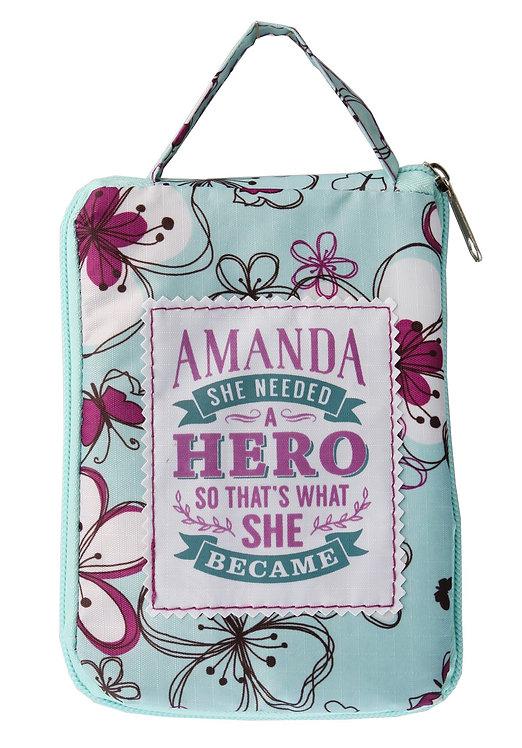 Fab Girl Reusable Tote Bag - Amanda