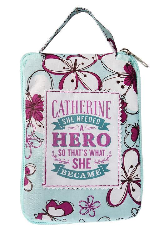 Fab Girl Reusable Tote Bag - Catherine
