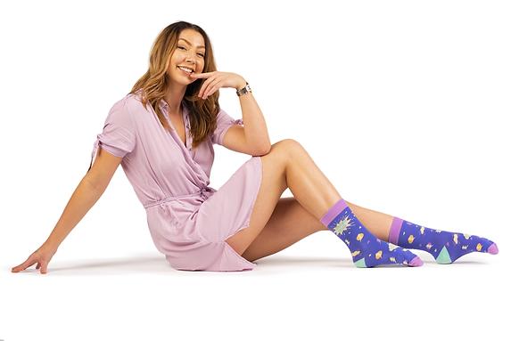 Fun & Funny Socks for Her