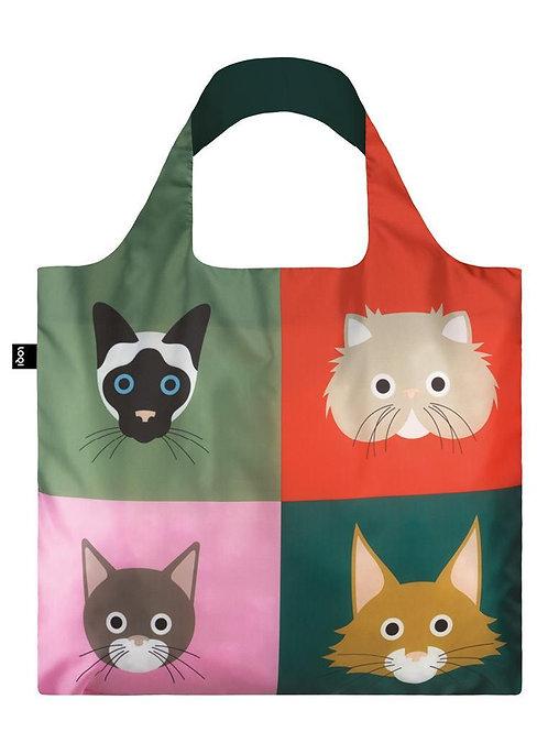 Cats Reusable Tote Bag