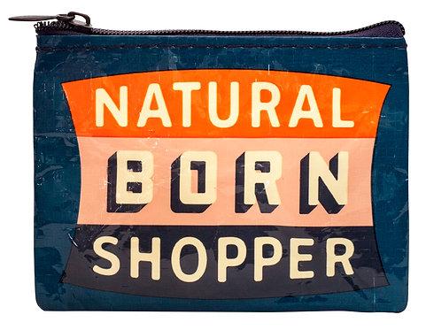 Blue Q Coin Purse - natural born shopper