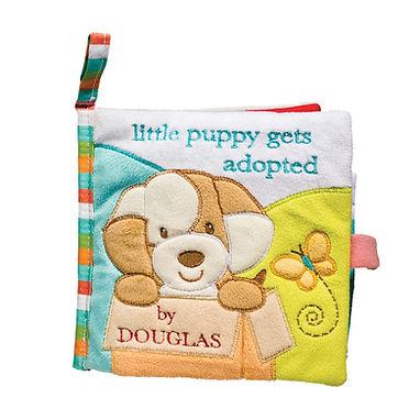 Auggie Tan Dog Soft Activity Book