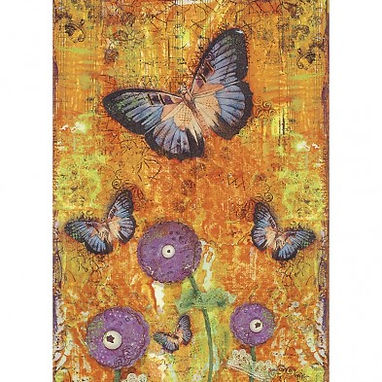 Butterfly Fantasy All Occasion Card