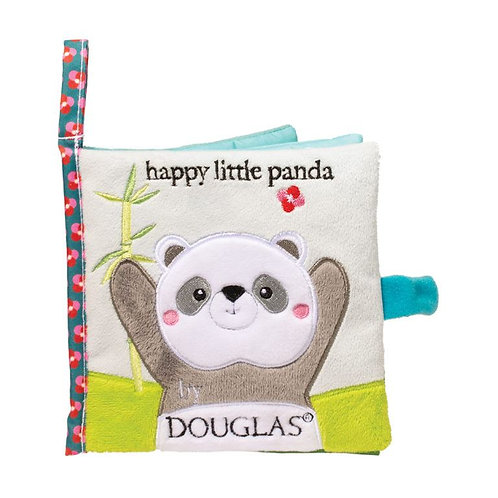 Douglas Toys Panda Soft Activity Book