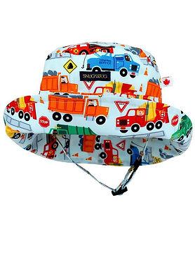 Big Rigs Adjustable Sun Hat