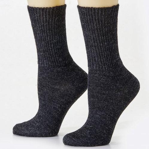 Peruvian Link Alpaca Socks Highlander