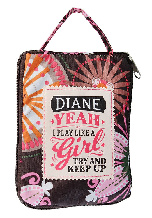 Diane - Reusable Tote Bag
