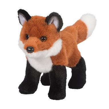 Bushy Red Fox