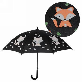 Colour Changing Umbrella - Foxes