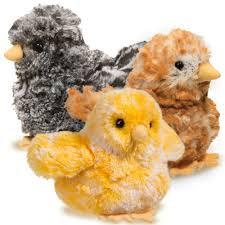 Douglas Toys Baby Chicks assortment