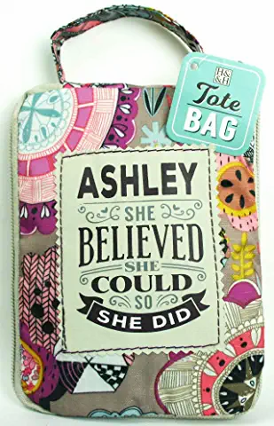 Fab Girl Reusable Tote Bag - Ashley