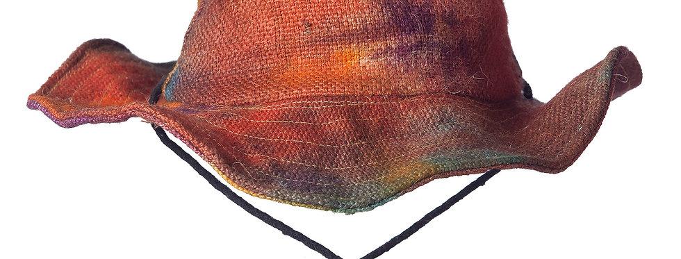 Jute Wire Rim Hats