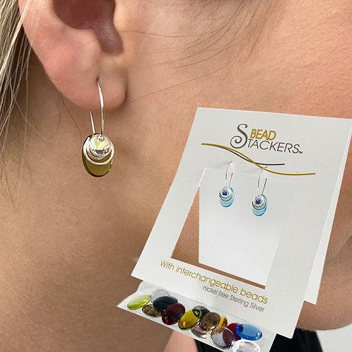 Euro 1  Interchangeable Earrings