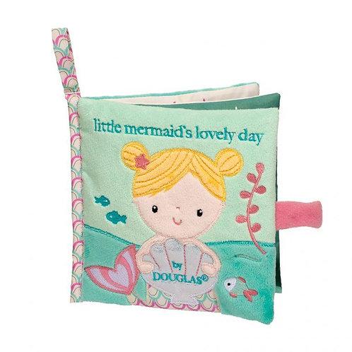 Douglas Toys Mermaid Soft Activity Book