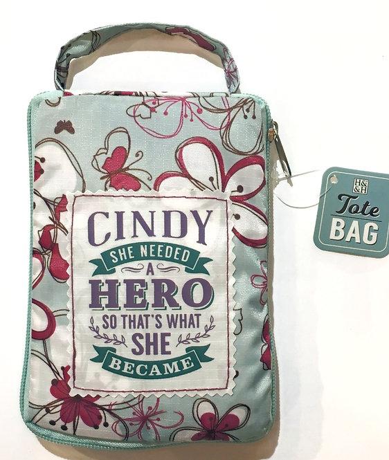 Cindy - Reusable Tote Bag