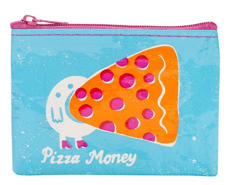 Blue Q Coin Purse - pizza money