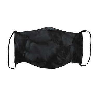 Back in Black -  Reusable Cloth Protective Mask