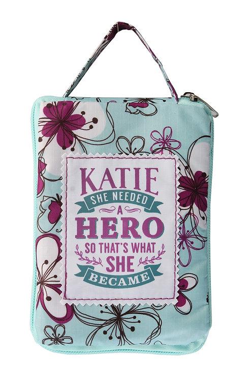 Fab Girl Reusable Tote Bag - Katie
