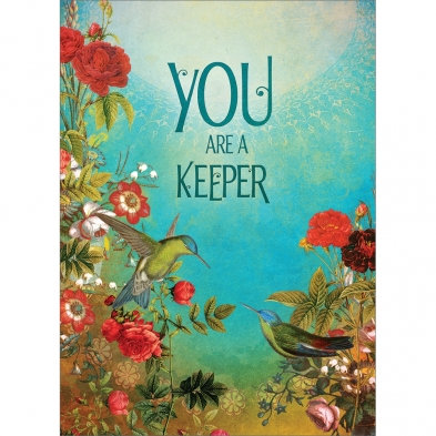 You are a Keeper Anniversary Card