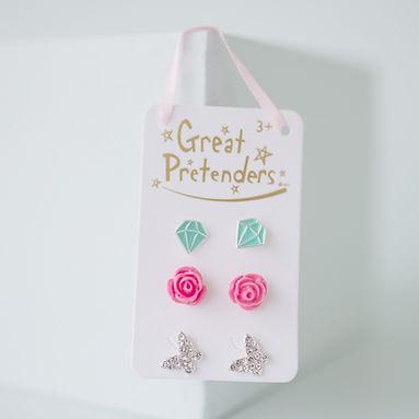 Dress-up Earrings