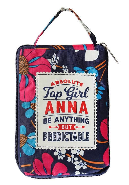 Fab Girl Reusable Tote Bag - Anna