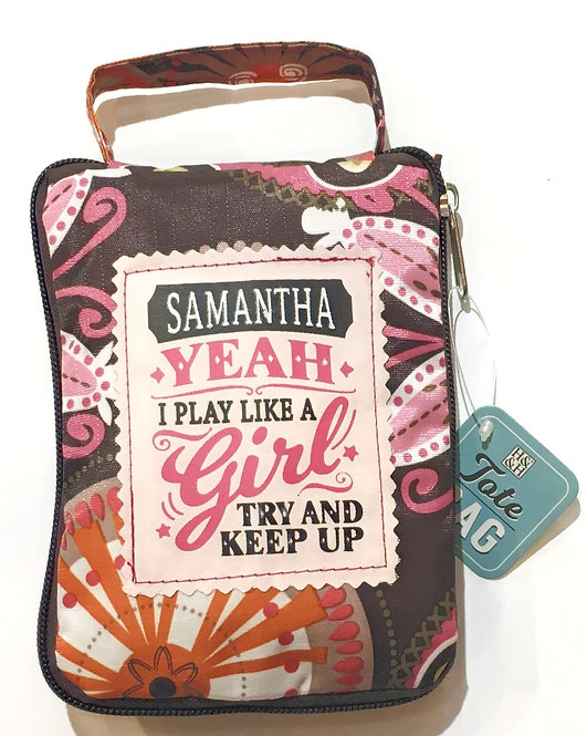 Samantha - Reusable Tote Bag