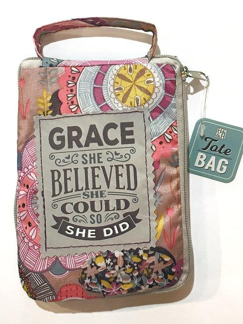 Grace Reusable Tote Bag