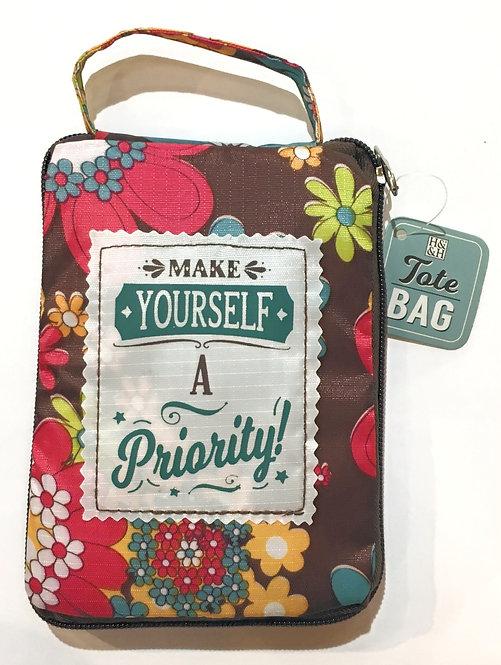 Priority - Reusable Tote Bag