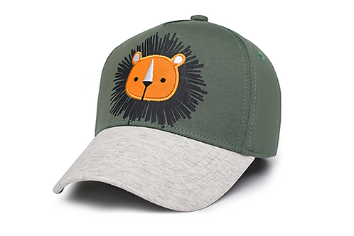 Flapjack Kids Kids Ball Cap - Lion
