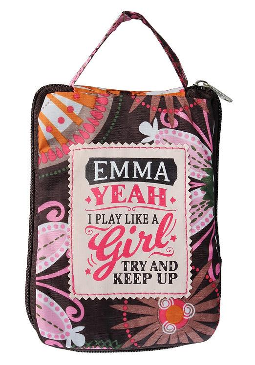 Fab Girl Reusable Tote Bag - Emma
