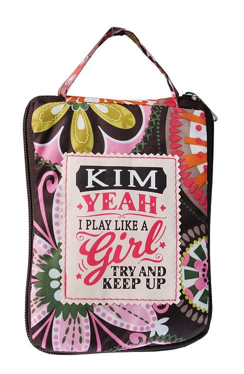 Fab Girl Reusable Tote Bag - Kim