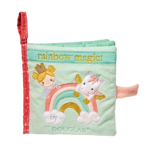 Douglas Toys Rainbow Magic Soft Activity Book