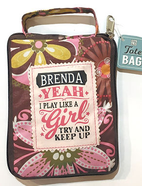 Brenda - Reusable Tote Bag