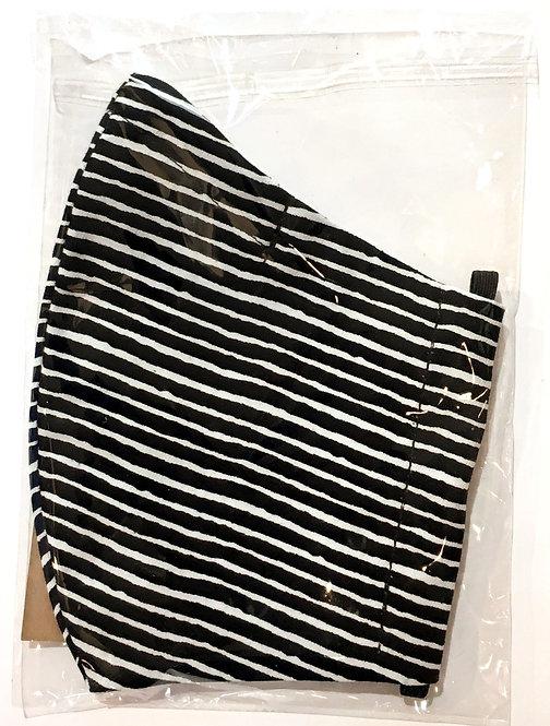 Stripey Reusable Protective Mask